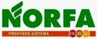 Торговая Сеть NORFA  Литва, Латвия
